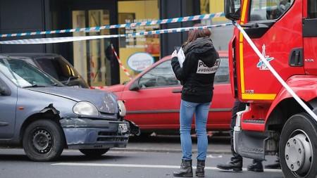 Polizistin in Paris erschossen