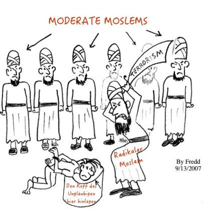 Mythos moderater Islam