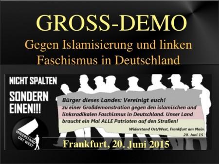 Demo in FFM