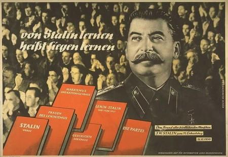 Stalinkult DDR