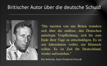 Zitat deutsche Schuld