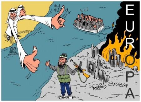 IS gegen Europe