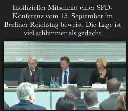 Mitschnitt SPD-Krisenkonferenz