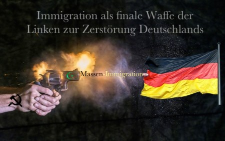 immigration als Waffe