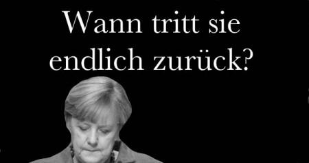 Merkel Ruecktritt