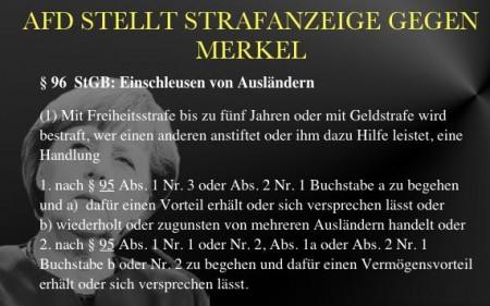 Strafanzeige gg Merkel Kopie