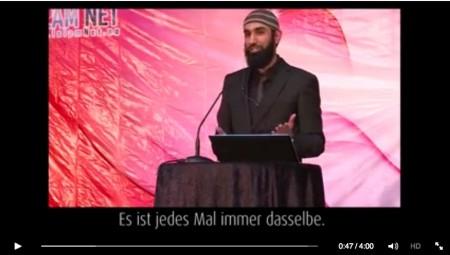 US-Imam zum Dschihad