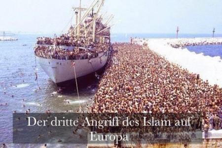Islam dritter Angriff