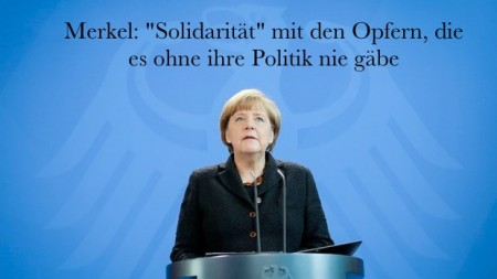 Merkel Soliaritaet