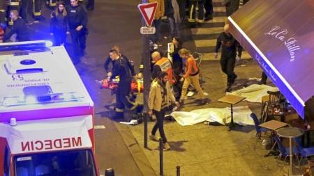 Terror Paris 2015