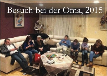 Besuch bei der Oma 2015-2