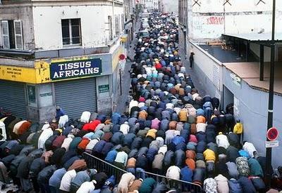 Gebetsdschihad Paris