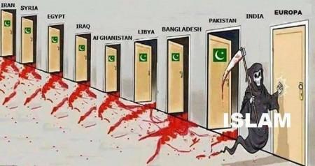 Islam-Terrorverbreitung