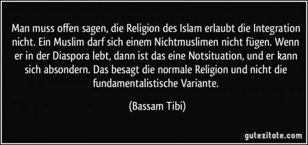 Integration Islam