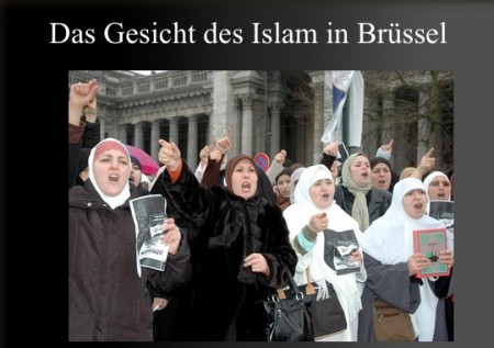 Islam in Bruessel