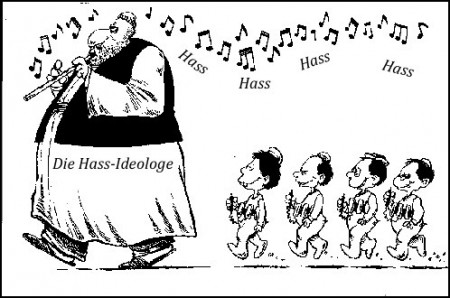 Hass-Ideologie