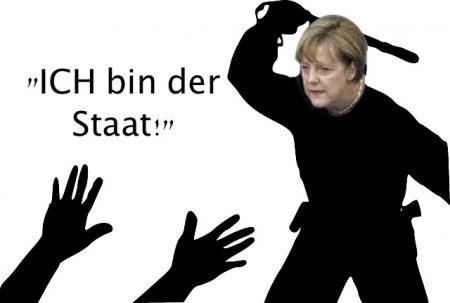Merkel Staat