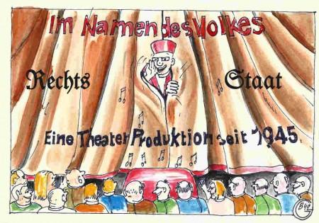 Rechtsstaatstheater