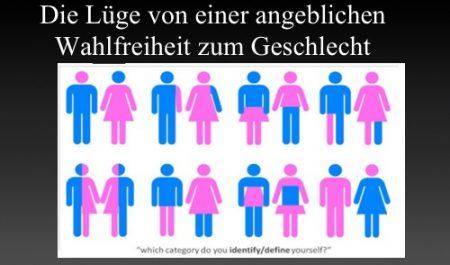 Gender-Luege
