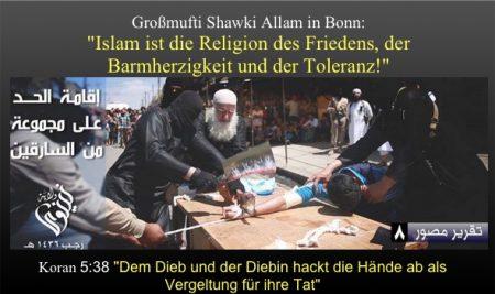 Luegen des Islam