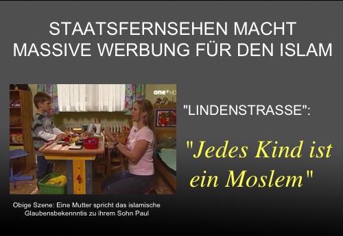 """Oliver Janich: """"Unfassbare Islampropaganda in der """"Lindenstrasse"""""""