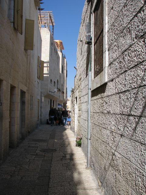 Еврейский квартал в Старом городе