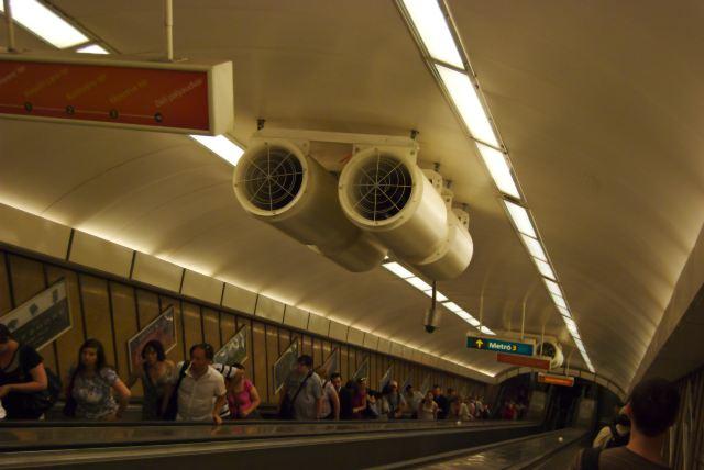Будапешт, метро