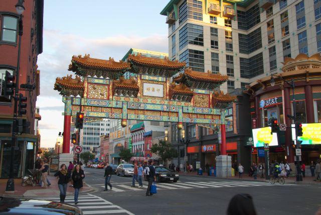 Ворота Чайна-Тауна