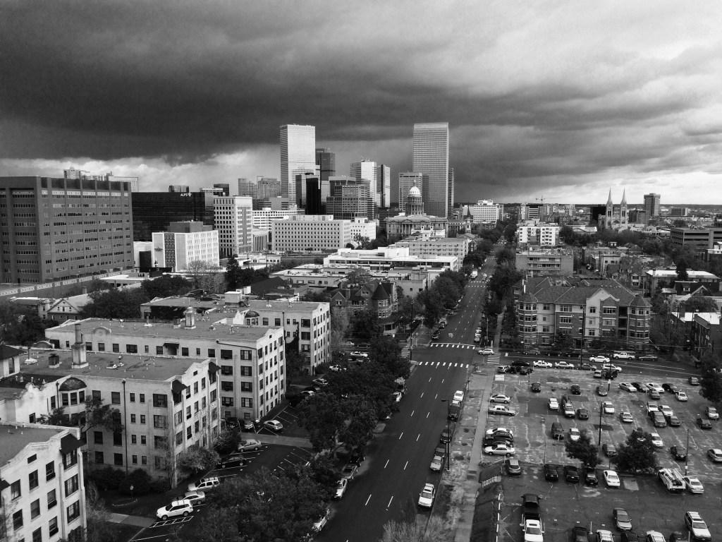 Clouds Over Denver