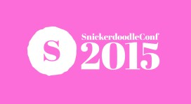 snickerdoodleconf2015