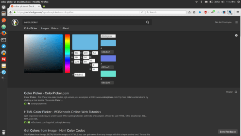 Rad color picker!