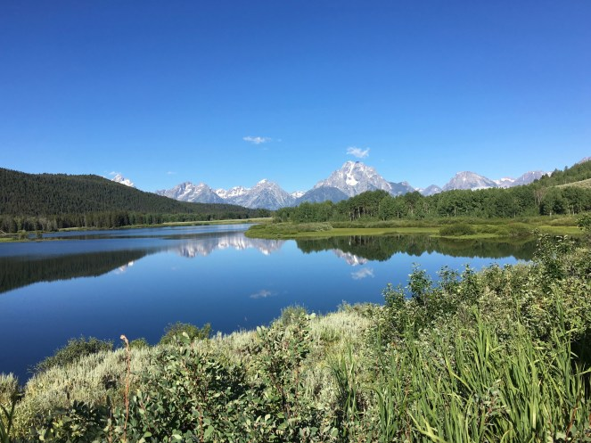 The grandest tetoningest Grand Tetons.