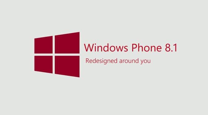 Windows Phone 8.1: Leaps Forward