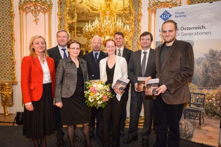 """Auszeichnung: """"LGT Medienpreis 2014"""" für hochwertigen Wirtschaftsjournalismus (U35)"""