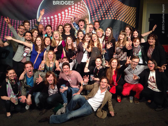 ESC2015: Eurovision Song Contest – BuildingBridges/Aus dem Leben einer Volunteerin. Impressions via Facebook 2