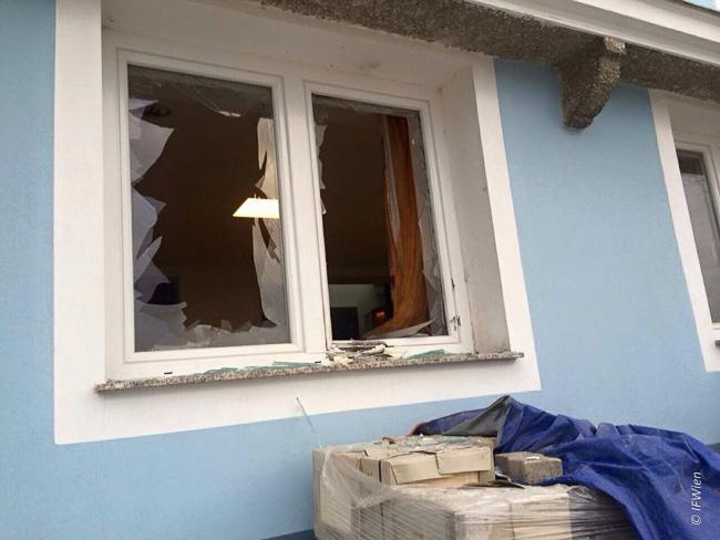 Online-Artikel: BREAKING: Betroffenheit und Sorge nach Anschlag auf Moschee in Krems/NÖ – Unmenschliche Geschichte darf sich nicht wiederholen!