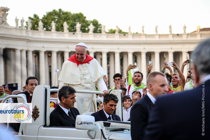 """6D / KURIER-exklusiv / #eurotours2017 – """"#Digitalisierung: Papst reformiert seine Medien"""" – Italien – #FRAUEN #digitaleKIRCHE #vatikanischeMedienreform, #Recherche"""