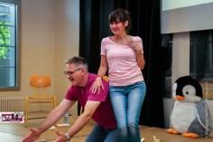 """Fotografie für das KidsZentrum TURBINe: Benefizveranstaltung """"Kumm TURBINe"""", Pfarrzentrum Marcel Callo Linz-Auwiesen/OÖ, 15.6.2018, Nr. 49; Foto: © 2018 Michaela Greil/MIG-Pictures e.U."""