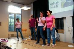 """Fotografie für das KidsZentrum TURBINe: Benefizveranstaltung """"Kumm TURBINe"""", Pfarrzentrum Marcel Callo Linz-Auwiesen/OÖ, 15.6.2018, Nr. 57; Foto: © 2018 Michaela Greil/MIG-Pictures e.U."""