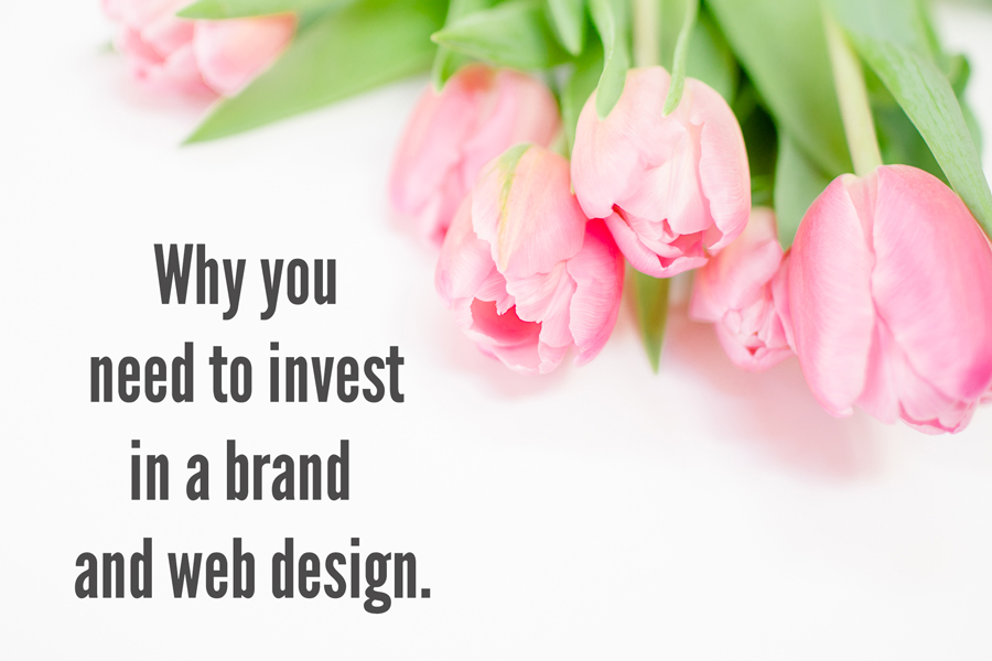 Invest in a Brand and Web Design | michaelahoffman.com