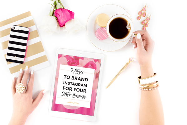 5 Steps to Brand Instagram for Your Creative Business