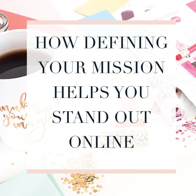 Why branding is important for standing out online