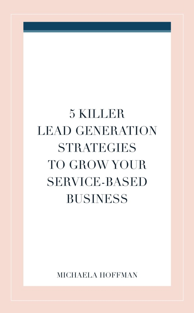 Post Title - 5 Amazing Lead Generation Strategies to Grow Your Business