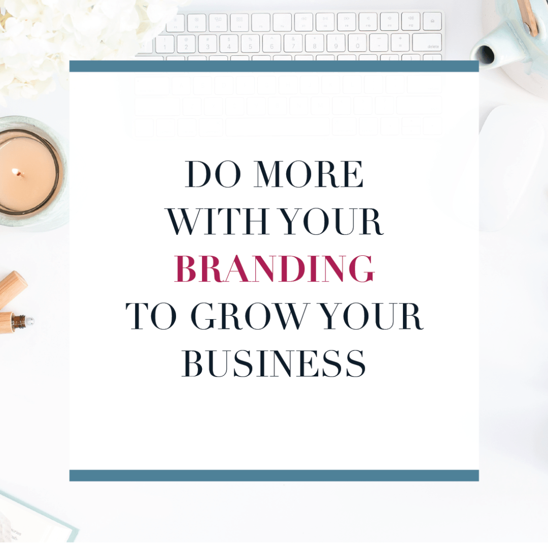 Now that you have your brand for your business you are ready to go...but what do you do with it? How does it help you grow? Maybe that sounds familiar. If so you should check out this blog post and learn some more things you can do with your branding to attract more ideal clients to your business!