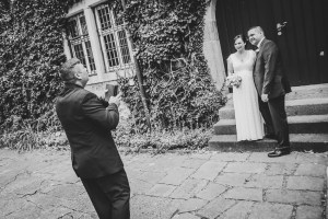 Making og Hochzeitsfotos