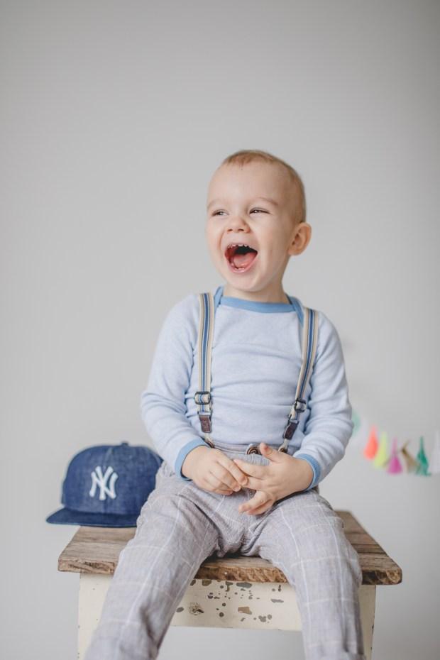 Kinderfoto Lächeln Lachen Fotograf Studio Heilbronn Ludwigsburg