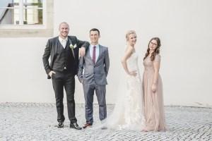 Hochzeitsreportage Schloss Köngen Hochzeit Fotografin Michaela Klose Trauzeugin