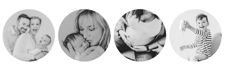 Neue Homepage für Babyfotografie // kleiner Nordfuchs ist geboren