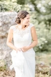 Echte Braut Real Bride Fine art wedding Fine art Hochzeitsfotografie Michaela Klose