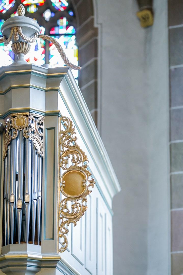 Kirche in Beilstein Michaela Klose Hochzeitsreportage , Musik zur Trauung